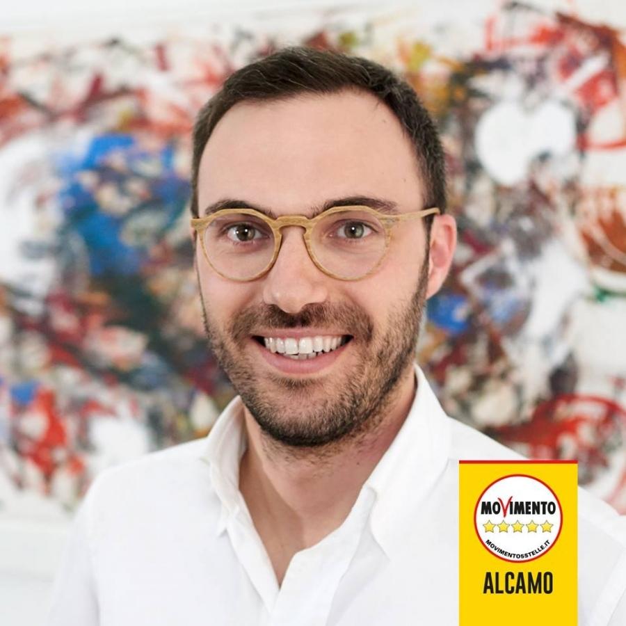 Il candidato del M5S sul risultato ottenuto. Parte la sfida a Sebastiano Dara