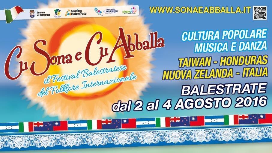 A Balestrate «Cu Sona e Cu Abballa». La quinta edizione del Festival del Folklore